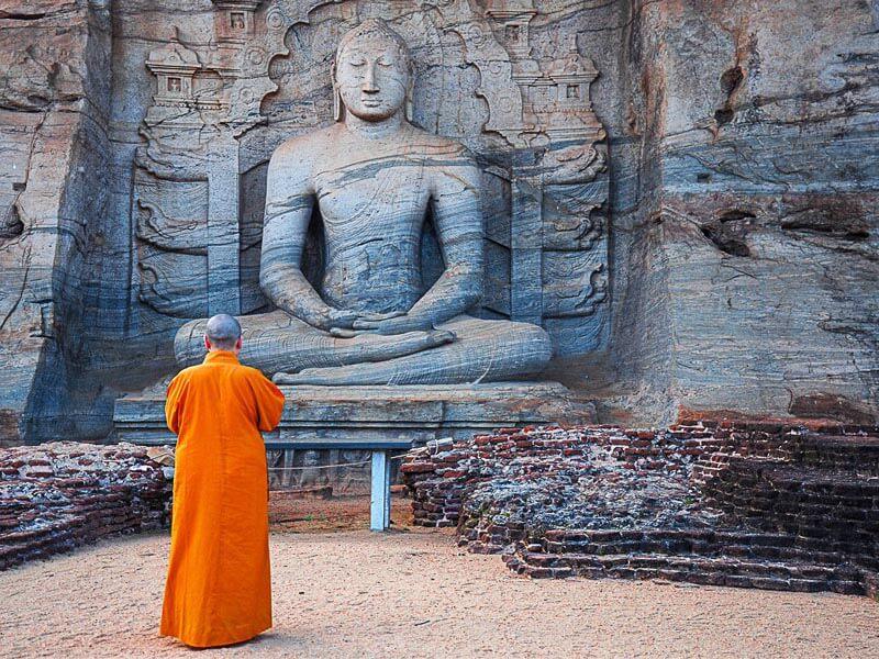 Gal Viharaya Polonnaruwa