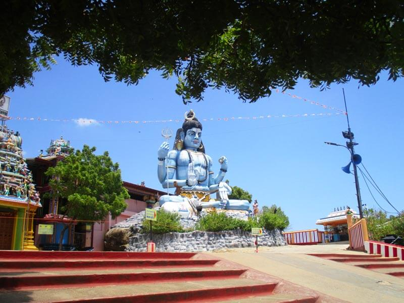 Thiru koneswaram Temple