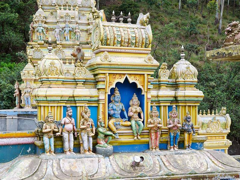 Discover Mjor Ramayan Places in Sri Lanka